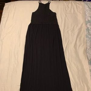 Coco & Jaimeson Black Maxi Dress from Buckle